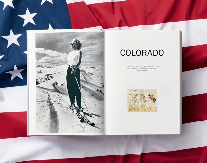 The United States of America, Taschen with National Geographic 3