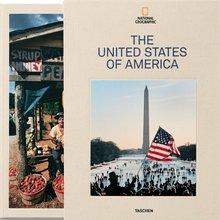 <cite>The United States of America</cite>, Taschen with National Geographic