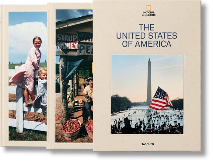 The United States of America, Taschen with National Geographic 1