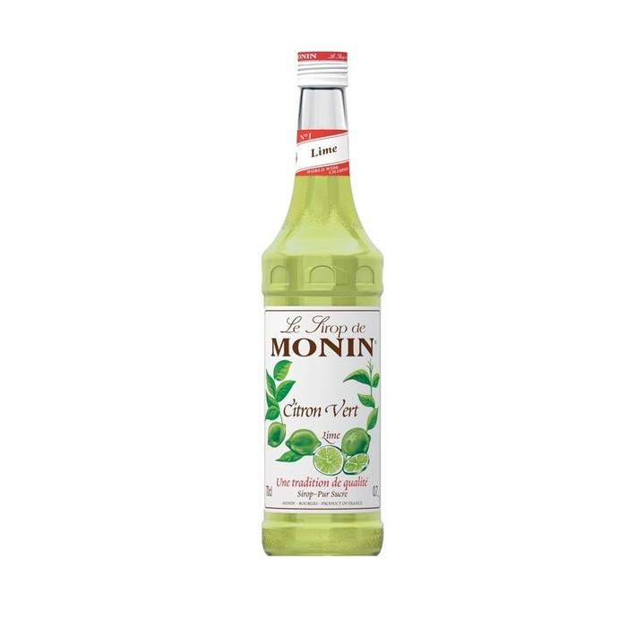 Monin syrups 2