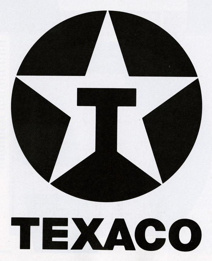 Texaco logo (1981–present) 1