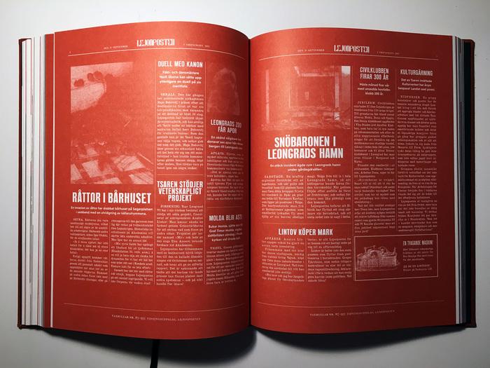 Oktoberlandet, 2nd Edition 6