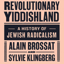 <cite>Revolutionary Yiddishland: A History of Jewish Radicalism</cite> by Alain Brossat and Sylvia Klingberg