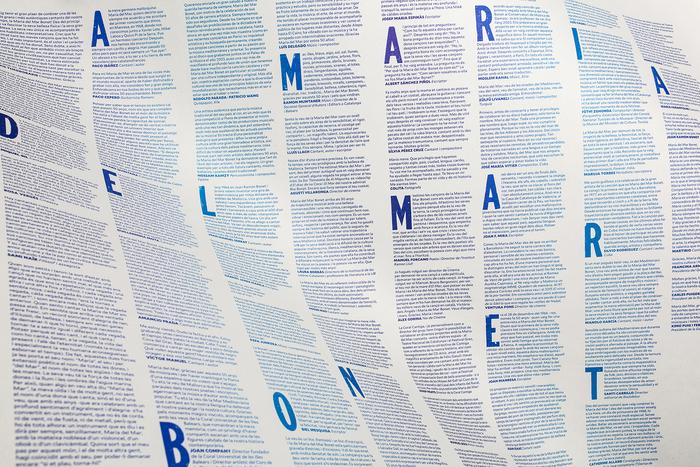 Maria del Mar Bonet: 50 anys d'escenaris 1