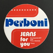 Perboni Jeans sticker
