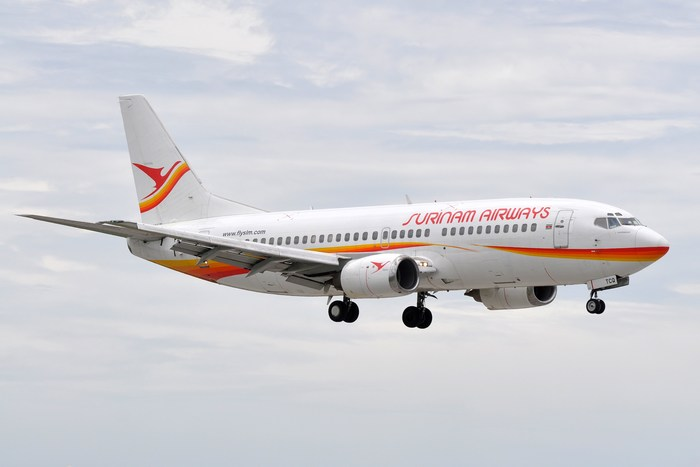Surinam Airways 1