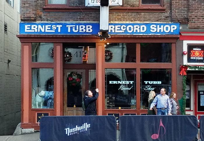 Ernest Tubb Record Shop, Nashville
