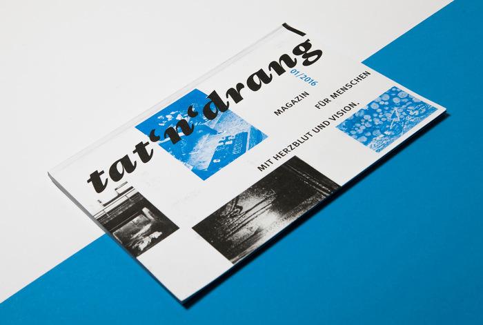 tat'n'drang magazine 1