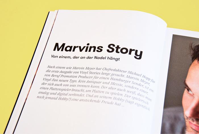 Vinyl Stories magazine 3
