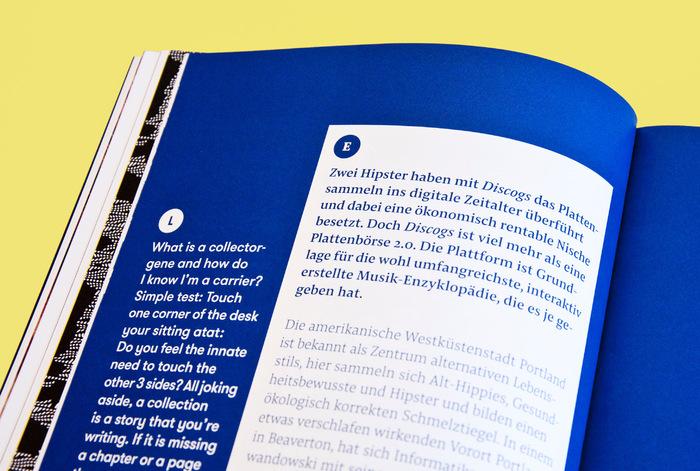 Vinyl Stories magazine 7