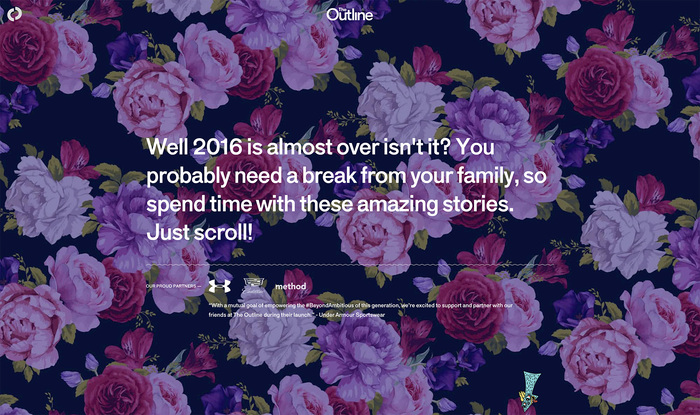 The Outline website (2016) 2