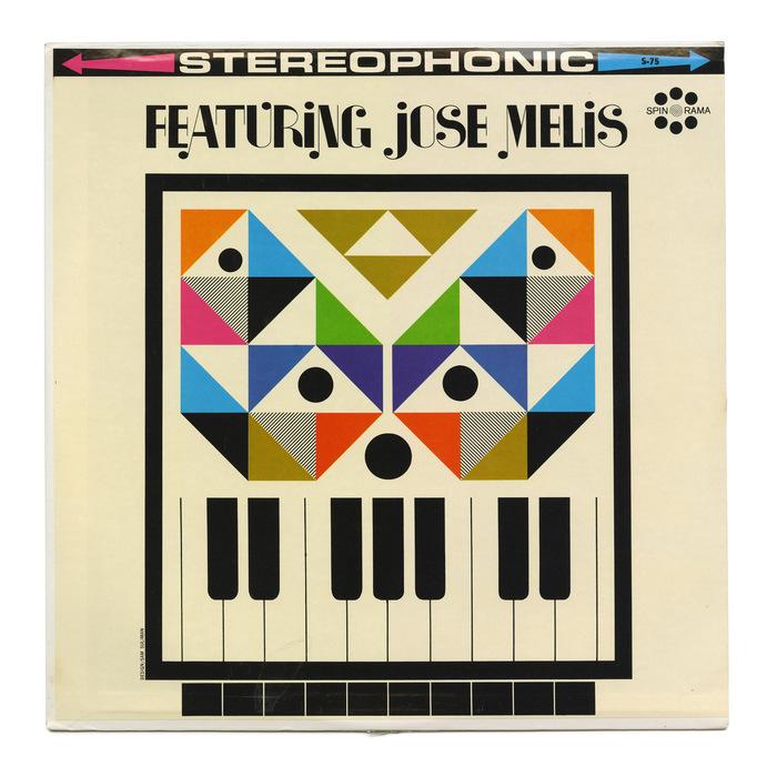 Featuring Jose Melis – José Melis 1