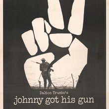 <cite>Johnny Got His Gun</cite> (1971) movie poster