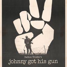<cite>Johnny Got His Gun</cite> (1971) movie poster