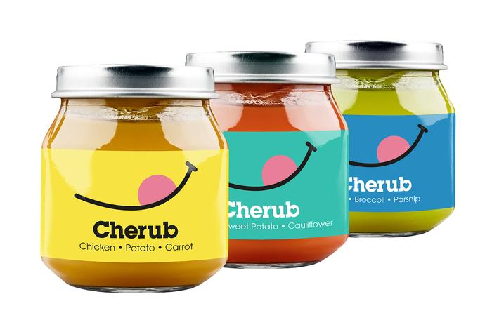 Cherub Baby Food 1