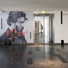 Busoni exhibition