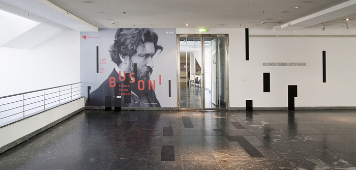 Busoni exhibition 1