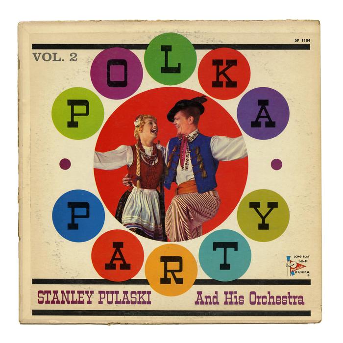 Stanley Pulaski And His Orchestra – Polka Party Vol.2 album art