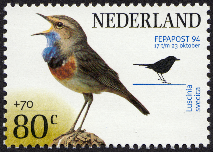FEPAPOST 94 bird stamps 2