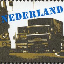 """""""Verkeer en vervoer"""" – Dutch transportation stamps"""