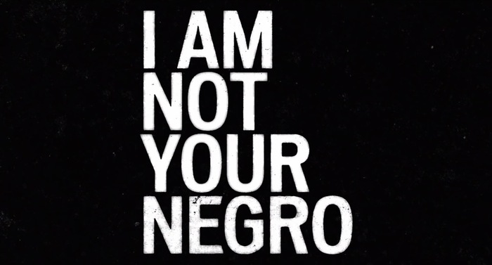 I Am Not Your Negro film promotional material 2