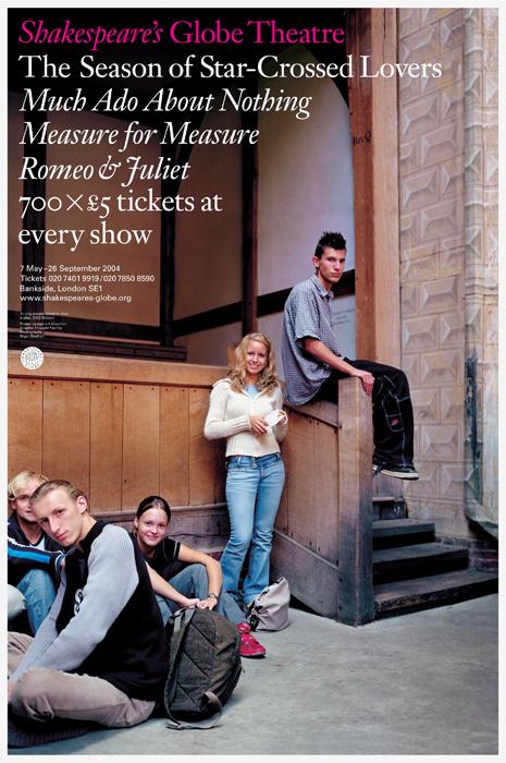 Shakespeare's Globe Theatre 2003 season 3