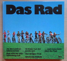 <cite>Das Rad </cite>(1972) book cover