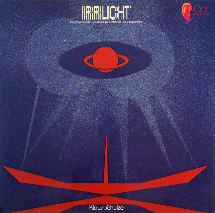 Ohr Records OMM 556 022, Germany 1972