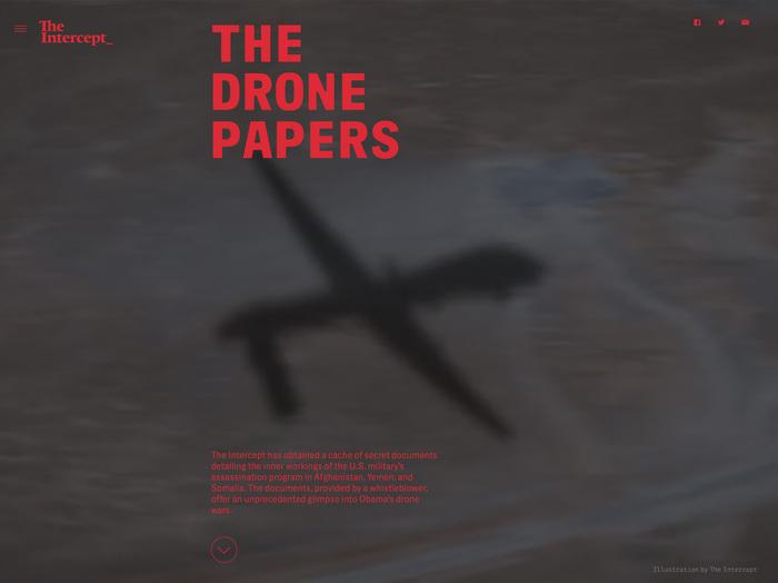 The Intercept website (2016) 3