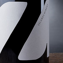Z wine labels