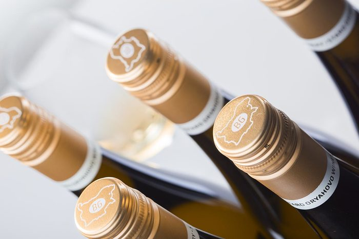 Staro Oryahovo wine labels 4