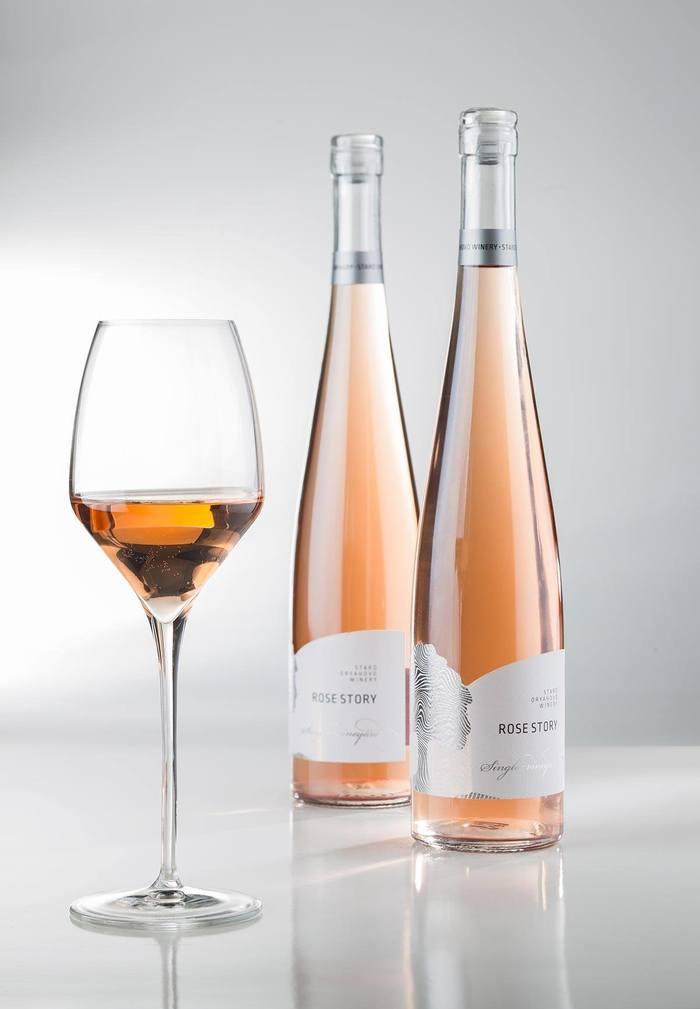 Staro Oryahovo wine labels 5