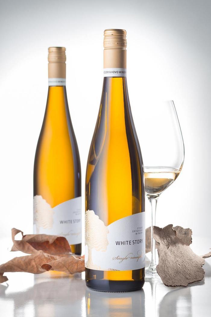 Staro Oryahovo wine labels 6