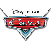 <cite>Cars</cite> (2006 film) logo