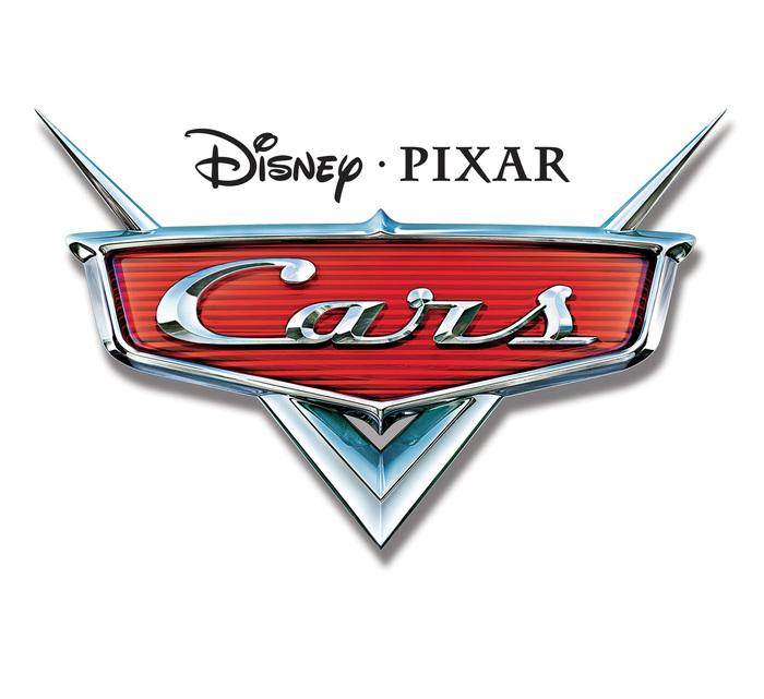 Cars (2006 film) logo 1