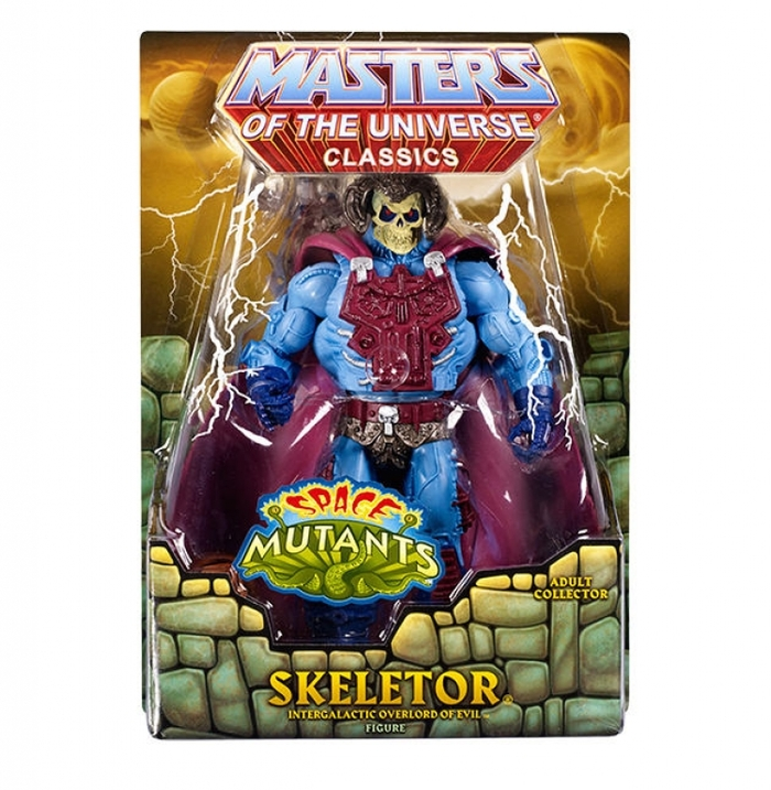 Masters of the Universe Classics action figures 3