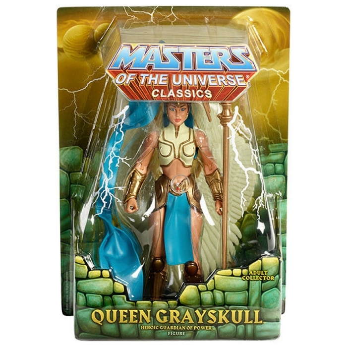 Masters of the Universe Classics action figures 4