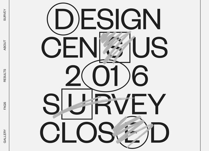 Design Census 2016 1