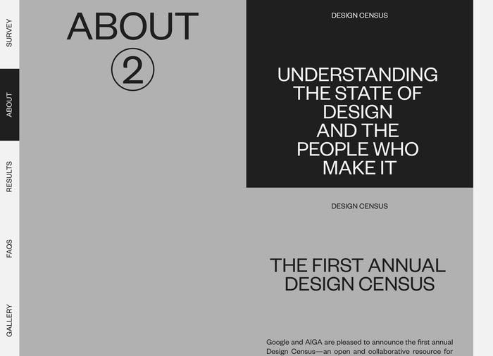 Design Census 2016 2