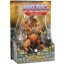 Masters of the Universe Classics action figures