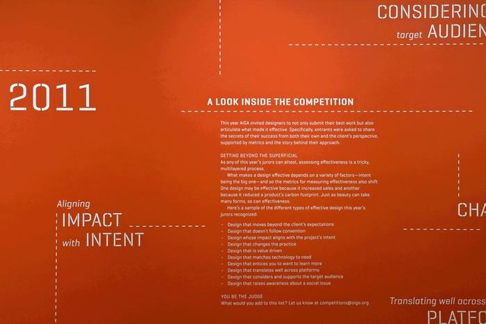 AIGA 365 Design Effectiveness 6