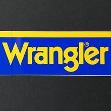 Wrangler (jeans) sticker
