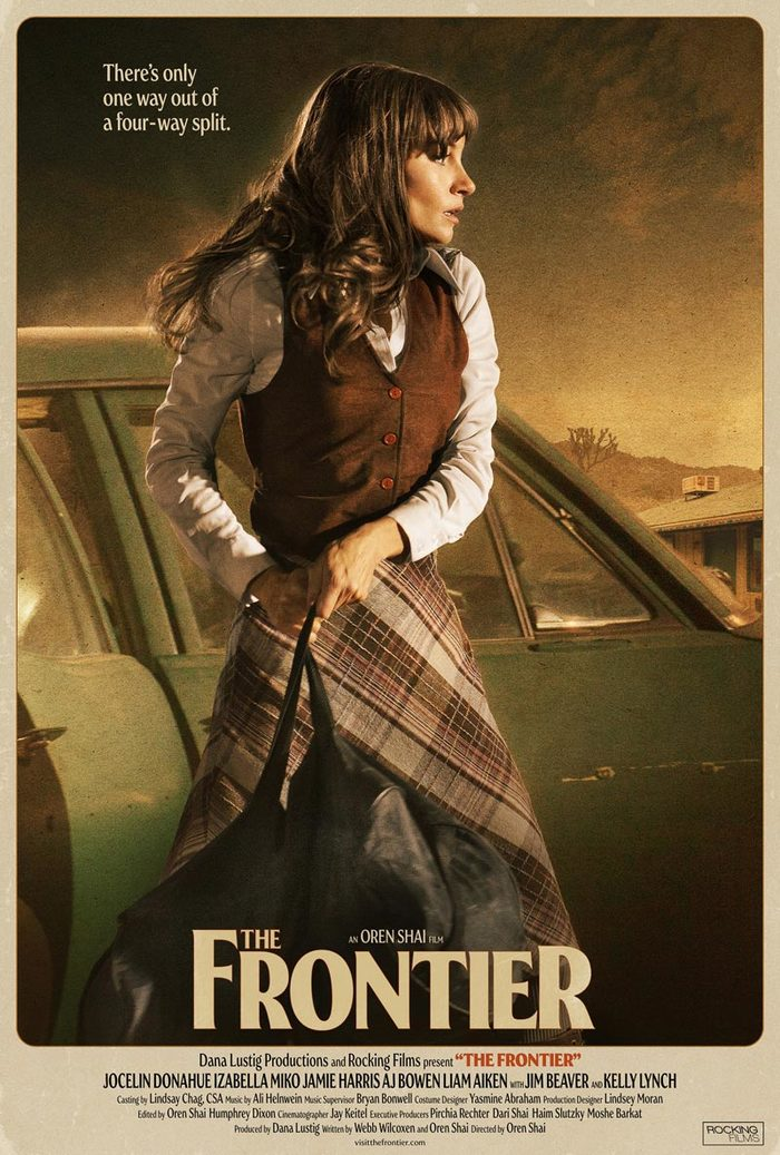 The Frontier movie posters 1