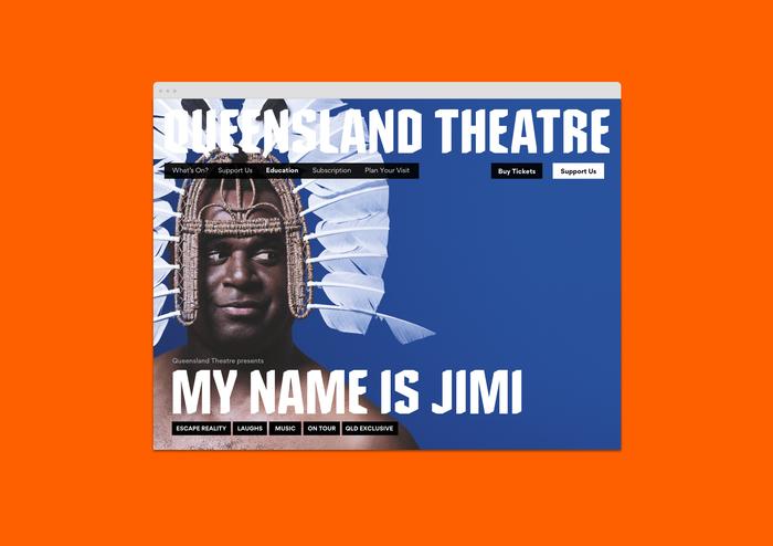 Queensland Theatre 8