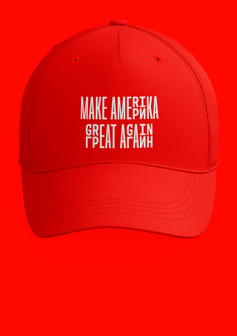 make america great again cap latin cyrillic edition fonts in use