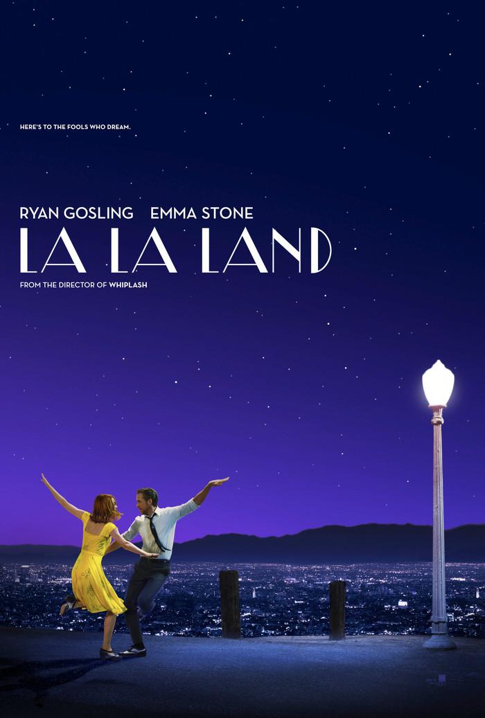 La La Land movie posters 1