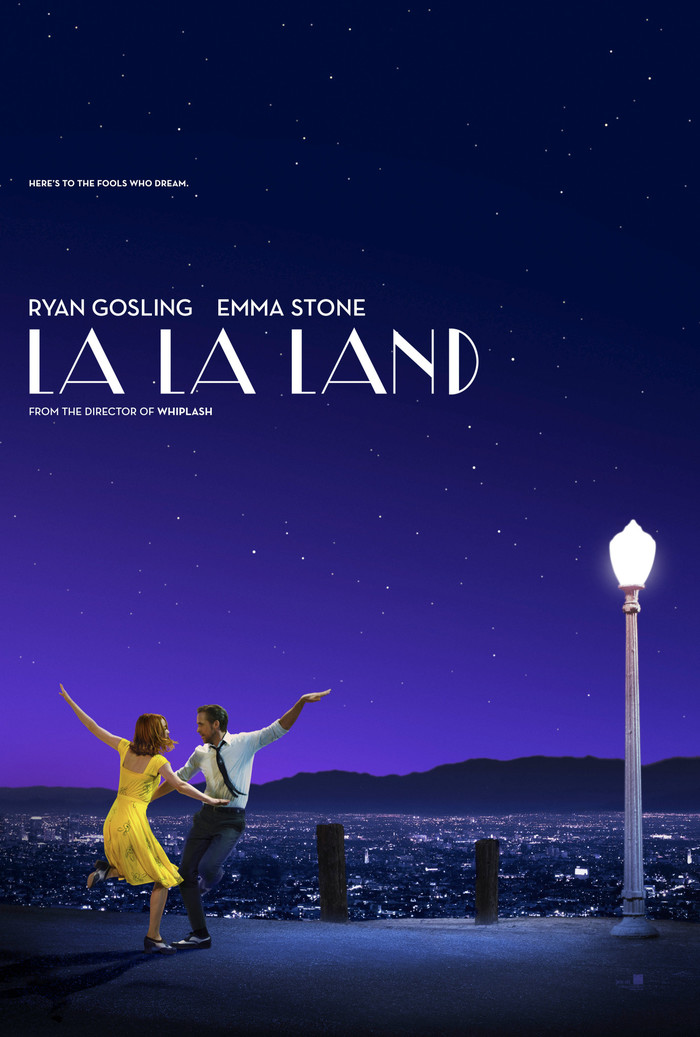 La La Land movie posters 1