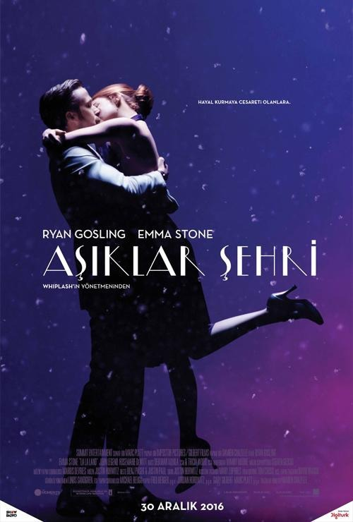 """Aşıklar Şehri"" — Turkish language version"