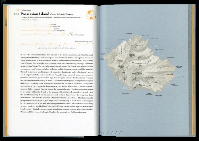 Atlas of Remote Islands, Particular Books edition 6