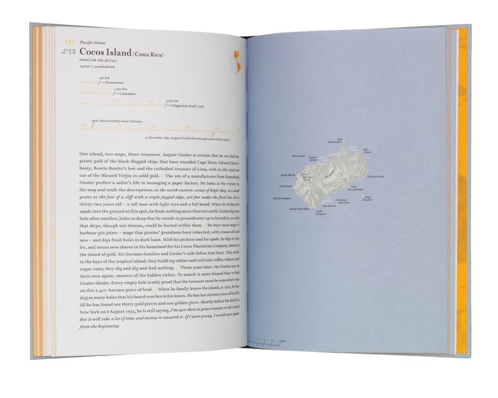 Atlas of Remote Islands, Particular Books edition 5